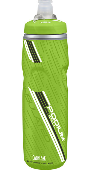CamelBak Podium Big Chill Vannflaske 750ml Grønn